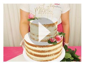 Créez votre Naked Cake