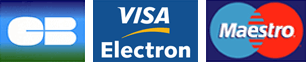 Carte Bleue, Visa Electron ou Maestro