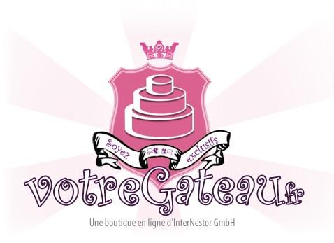 votreGateau.fr Logo classique