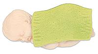bébé en pâte à sucre à peau claire