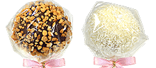 Mélange vanille & cake chocolat 50/50