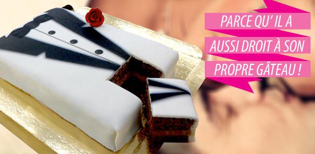 Les Groom's Cakes : gâteaux pour jeunes mariés
