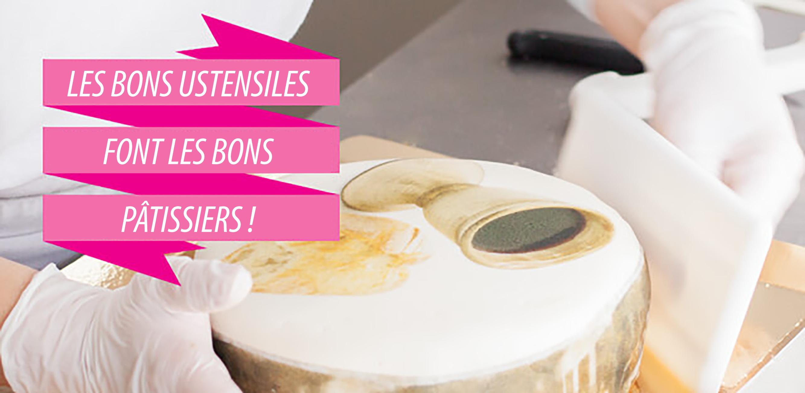 Ustensiles de pâtisserie