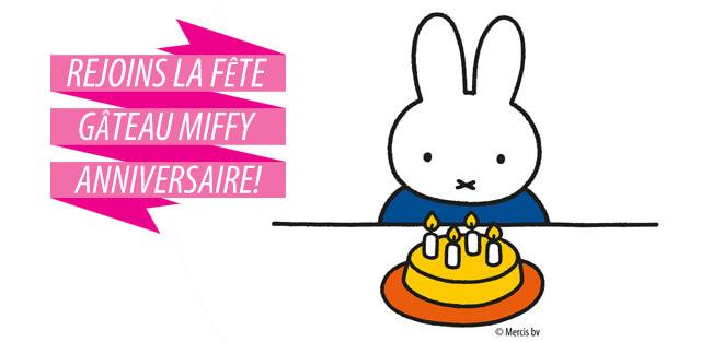 Gâteaux Miffy