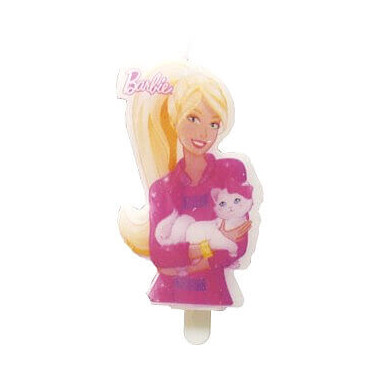 Bougie Barbie