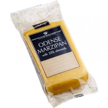 Pâte d'amandes jaune (200g)