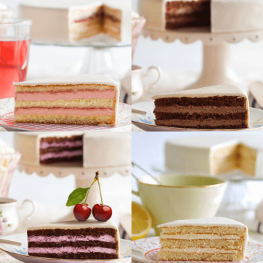 Échantillons, Gâteau de mariage