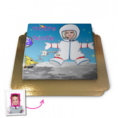 Face-Cake - Astronaute