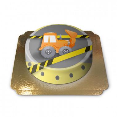 Gâteau à Motif Pelleteuse