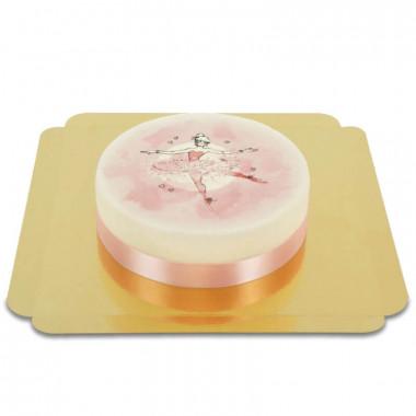 Gâteau Ballerine