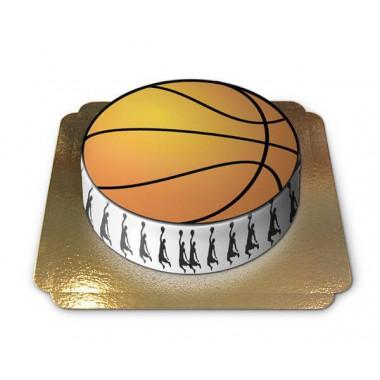 Gâteau Basketball