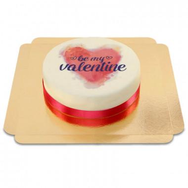 Gâteau - Be my Valentine
