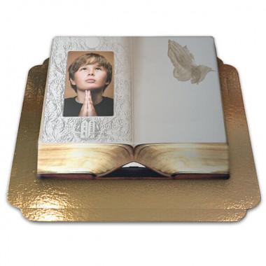 Gâteau-Photo Bible