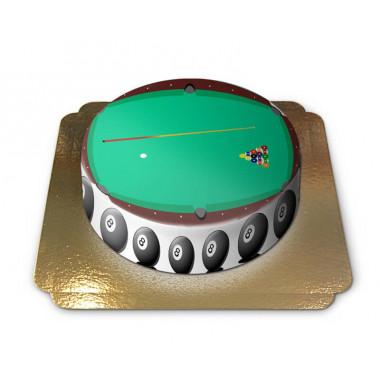 Gâteau Billard