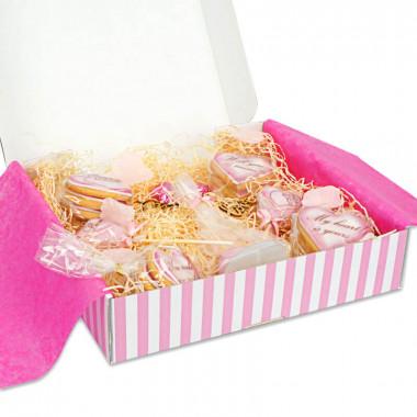 Box Saint Valentin - Rose
