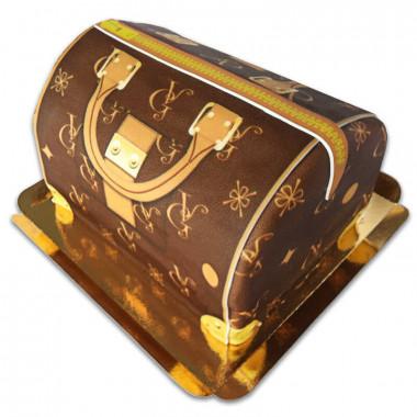Gâteau Sac à main VG marron