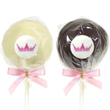 Cake-Pops avec Logo (6 pièces)