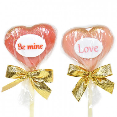 "Cake-Pops ""Love & Be Mine"" (12 pièces)"