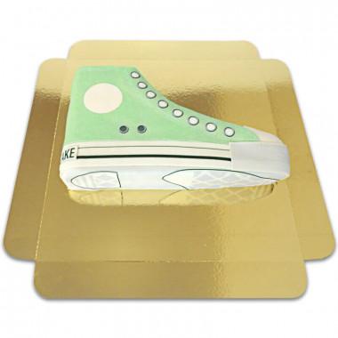 Gâteau Sneaker Vert