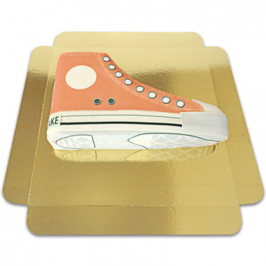 Gâteau Sneaker  Orange