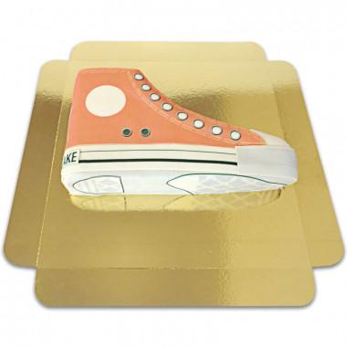 Gâteau Sneaker  Orange