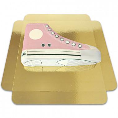 Gâteau Sneaker  Rose