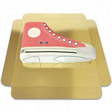 Gâteau Sneaker  Rouge