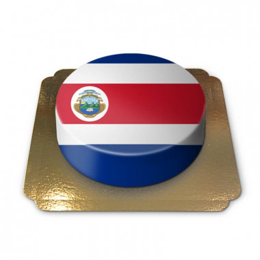 Gâteau Costa Rica
