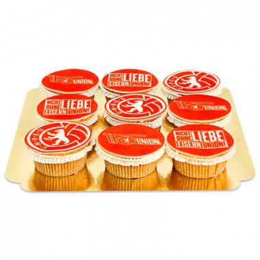 Cupcakes logo FC Union Berlin