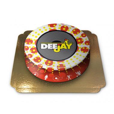 DeeJay gâteau