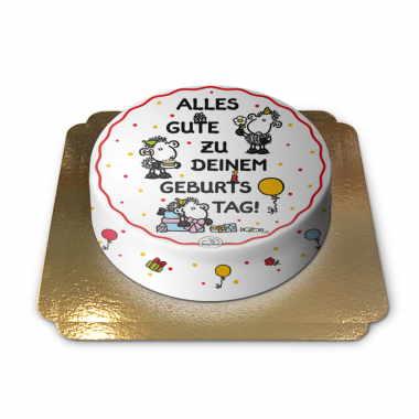 Gâteau party