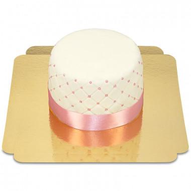 "Gâteau ""Happy Birthday"" Deluxe (plusieurs coloris)"