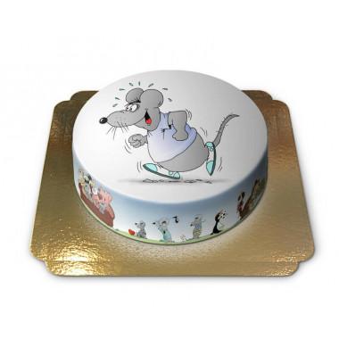 Gâteau Joggeur