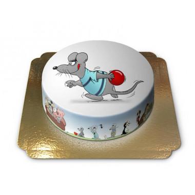 Gâteau Bowling