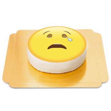 Gâteau Emoji Pleurs