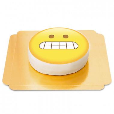 Gâteau Emoji Narquois
