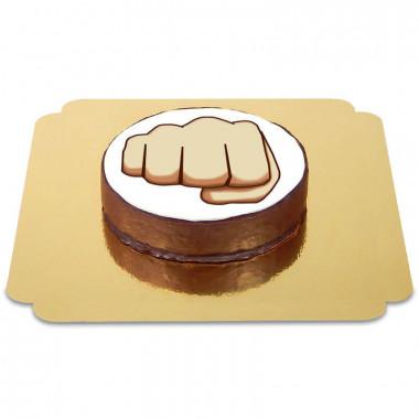Gâteau Sacher Poing