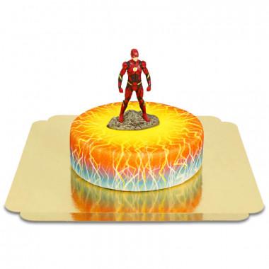 Flash sur son gâteau électrique