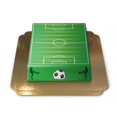 Gâteau Terrain de football