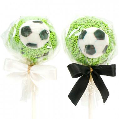 Cake-Pops football (12 pièces)