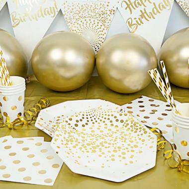 """Kit de décoration """"Anniversaire doré"""""""