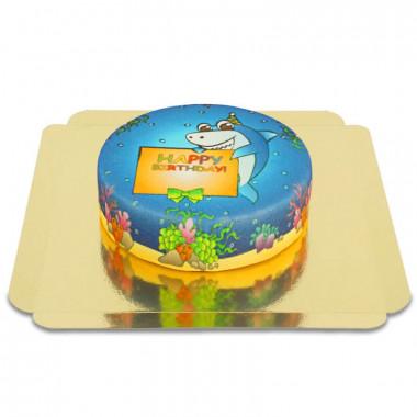 Gâteau Requin