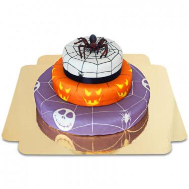 Gâteau toile d'araignée géante
