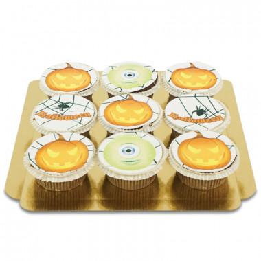 9 Cupcakes Halloween