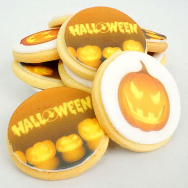 Biscuits d'Halloween (12 pièces)