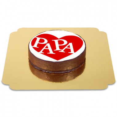 Gâteau Sacher pour Papa