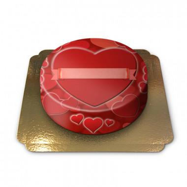 Gâteau petits coeurs