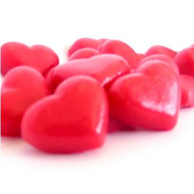 Grand coeur, env. 30 mm (3 pièces)