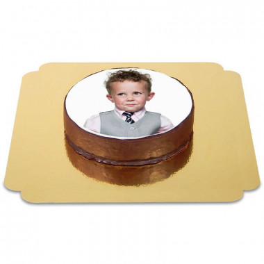 Gâteau-Photo Sacher