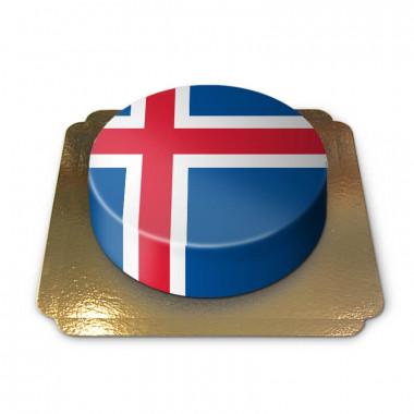Gâteau Islande